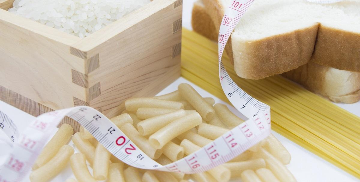 ダイエット 糖 目安 質